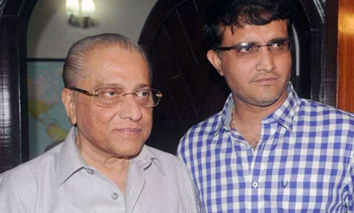 jagmohan dalmiya had only friends sourav ganguly