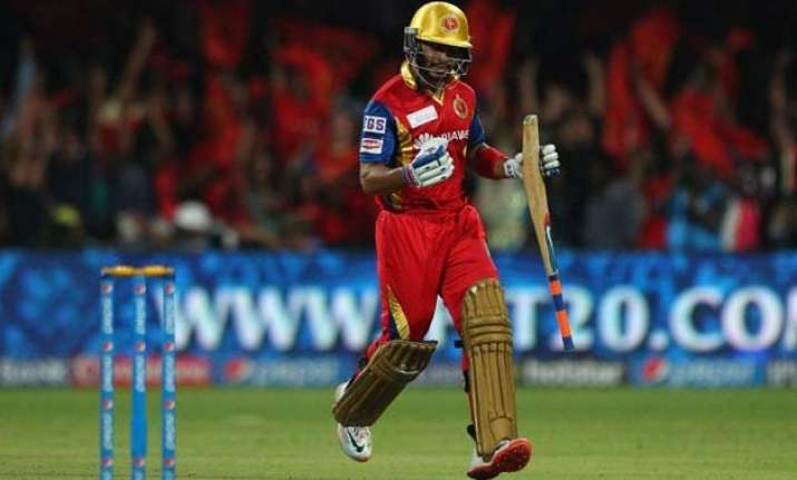 ipl 8 brilliant mandeep wins an exciting match for rcb