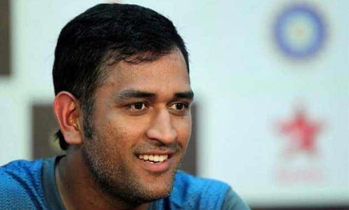 tri series 2015 ms dhoni blames batsmen for loss to england