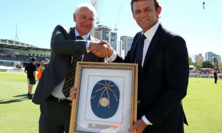 gilchrist jack ryder to be inducted into the australian