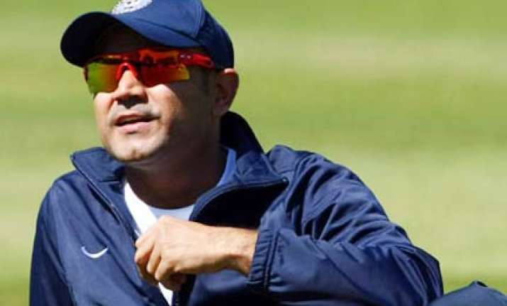 sehwag loses numero uno status in test ranking