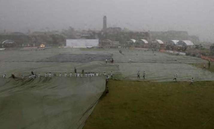 heavy rain delays ipl 8 opening ceremony
