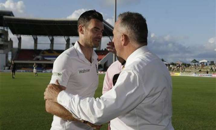 james anderson becomes england s leading test wicket taker