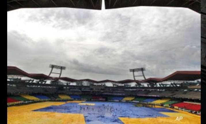 kochi odi called off due to heavy rains