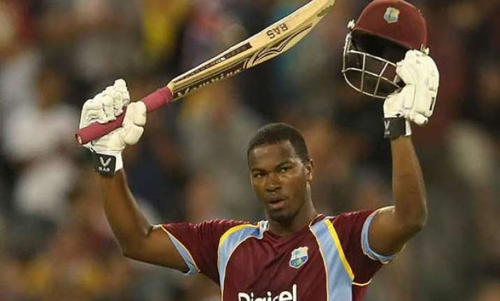 world cup 2015 charles replaces injured bravo in windies