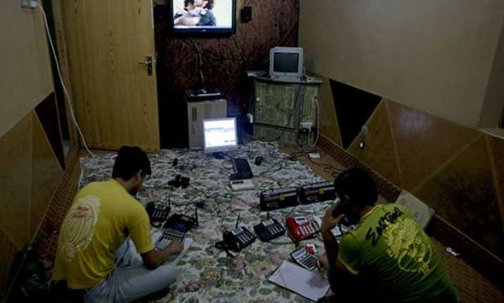 police arrest seven people for betting in ipl match