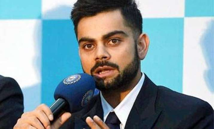 dhoni is the best finisher in the world kohli