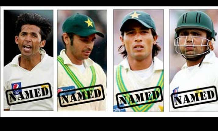 four pak players may be suspended