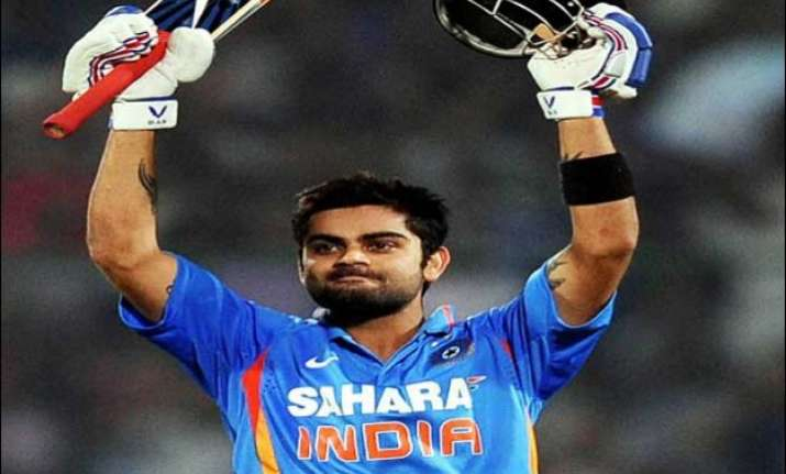 virat kohli to play for india a against australia a