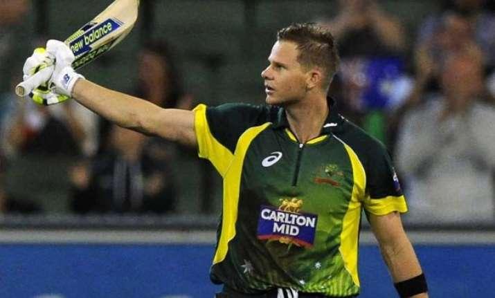 steven smith named as captain of new look australia odi