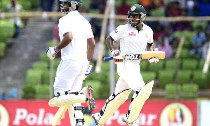 bangladesh vs pakistan first test drawn