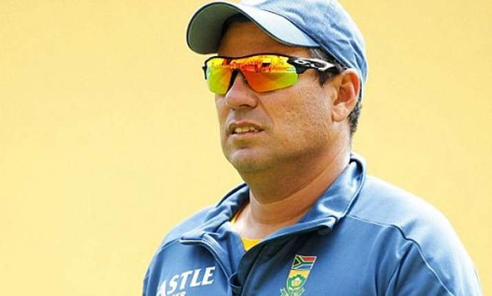 we shouldn t get too cocky south africa coach russell