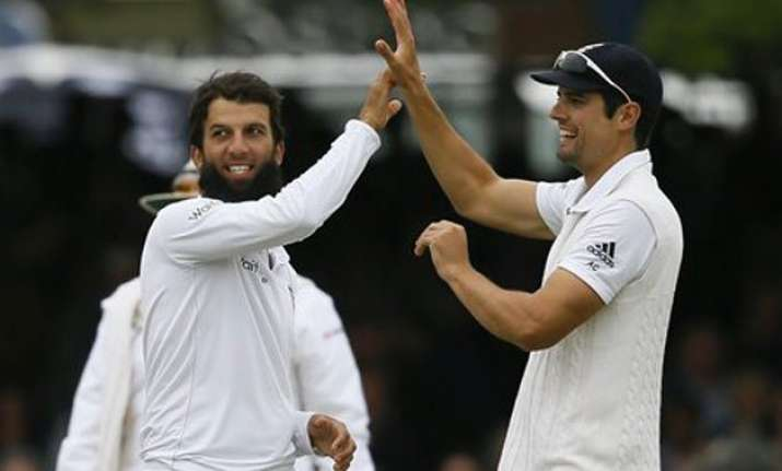 eng vs nz new zealand leads england by 118 runs at tea on