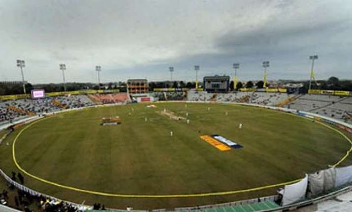 bangalore mohali to host tests against australia