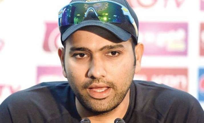 stop making a fuss about amir and hail bumrah instead rohit