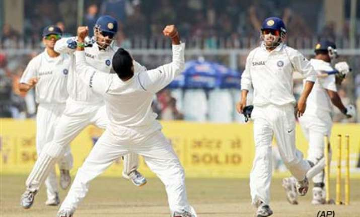 india a win away from officially becoming number one test