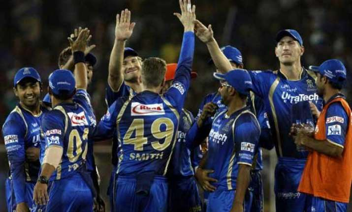ipl 8 table toppers rr favourites against laggards rcb