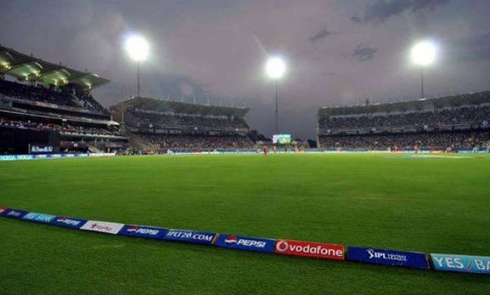 ranchi to host second qualifier of ipl play offs