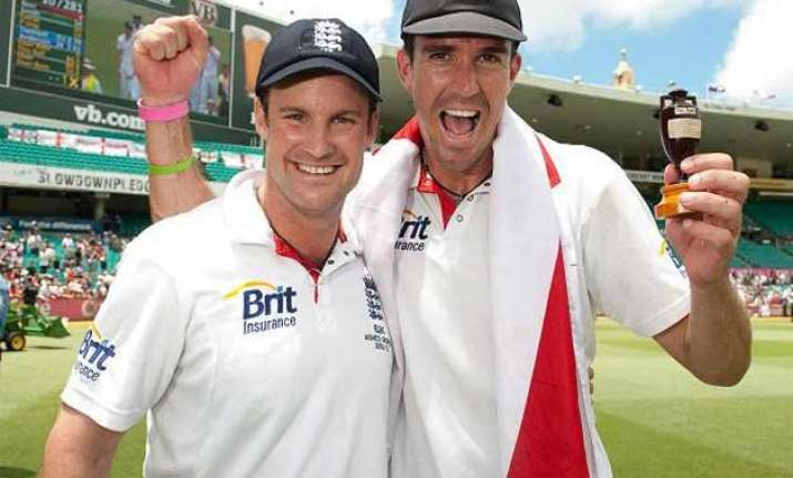pietersen best player i have played with strauss