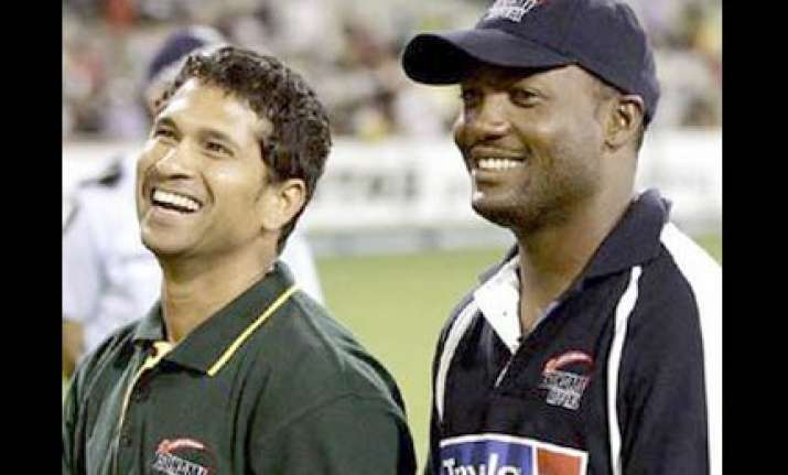 would be happy if sachin surpasses my 400 not out says lara