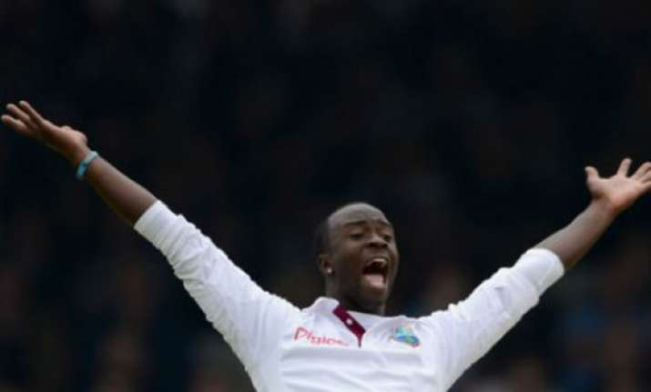 kenroy peters called up as kemar roach ruled out of south