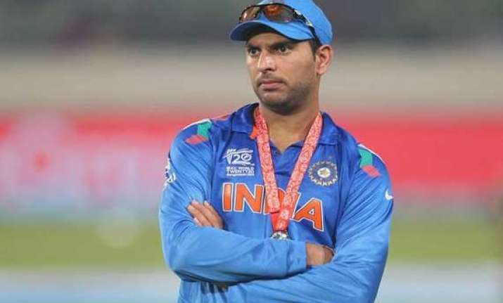 it s possible that i may never play for india again yuvraj