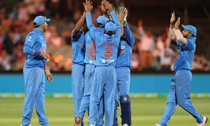 india look to press advantage in second t20i against