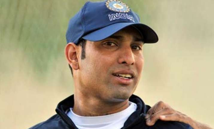the wicket isn t doing enough for bowlers laxman