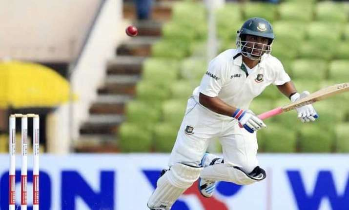 bangladesh 142 without loss trail pakistan by 154 on day 4