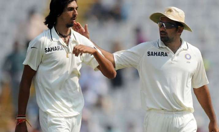 zaheer made me the bowler i am today ishant