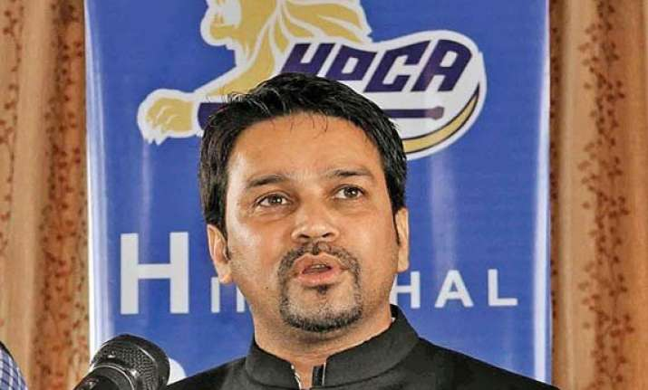 indian cricket should cut all ties with west indies anurag