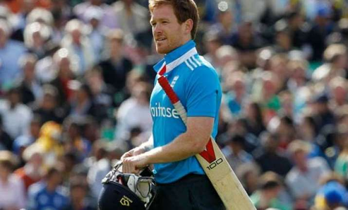 morgan missed selector s calls for england appointment