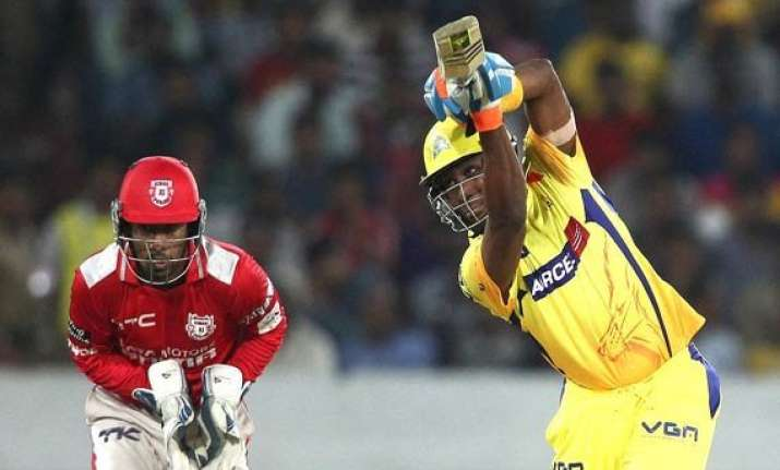 clt20 semifinal 2 brutal bravo propels csk to 182/7