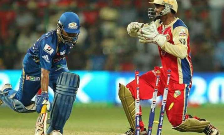 ipl 8 resurgent rcb face tough task against mi juggernaut