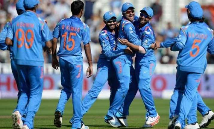 team india maintain second place in odi rankings