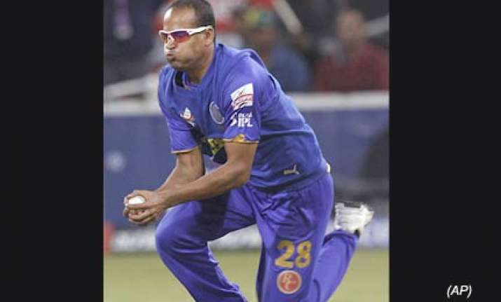 rajasthan royals beat kkr by 34 runs register first ipl win