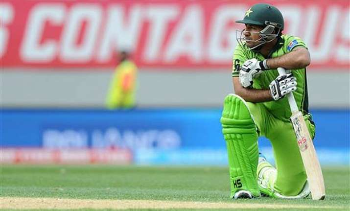 world cup 2015 no rift or issue with waqar says sarfraz