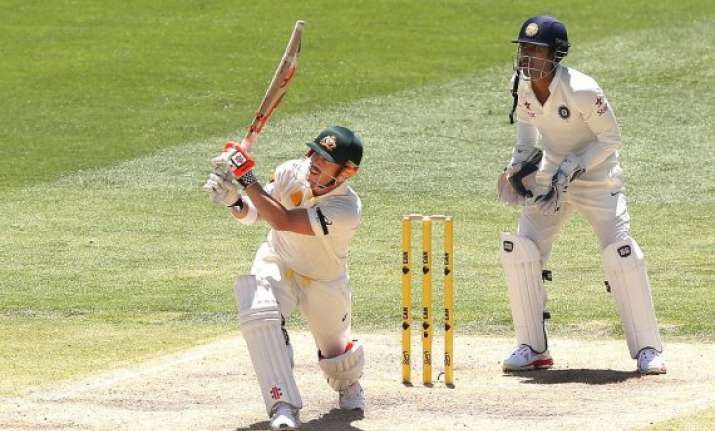 majestic warner completes 1000 runs in 2014