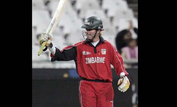 sensational taylor guides zimbabwe to an easy win over lanka