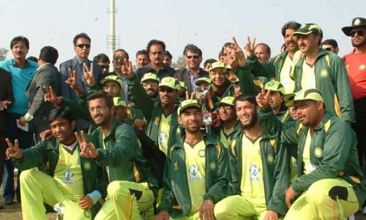 pakistan withdraws from next year s blind asia cup in india