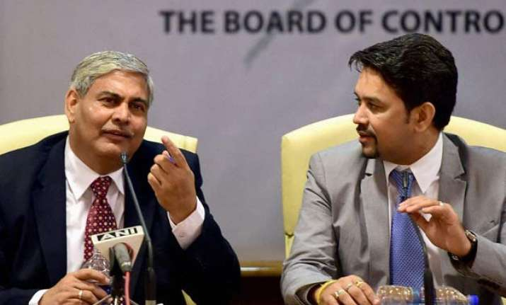 we will not work with vindictive attitude shashank manohar