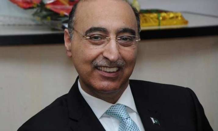 pak envoy for resumption of cricket ties with india