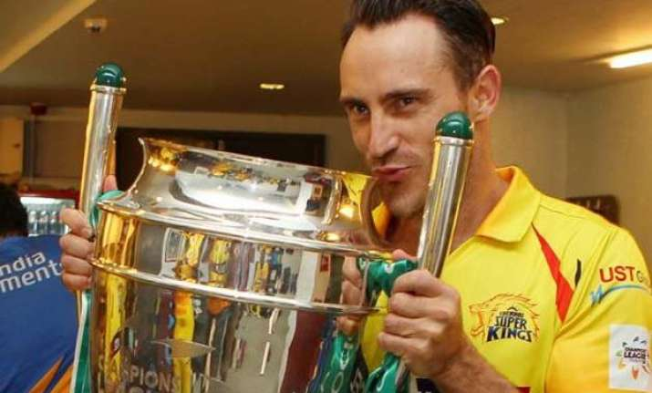 ipl contributed to proteas success in subcontinent du plesis