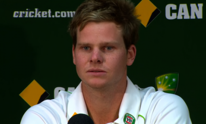 we played conservatively for series win steven smith