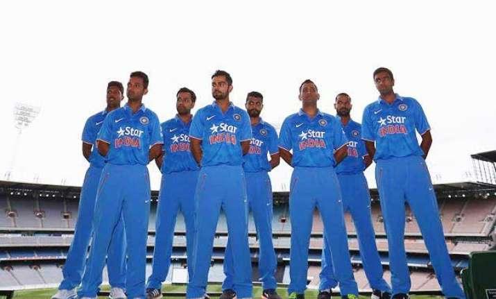 nike unveils team india s new odi kit watch pics