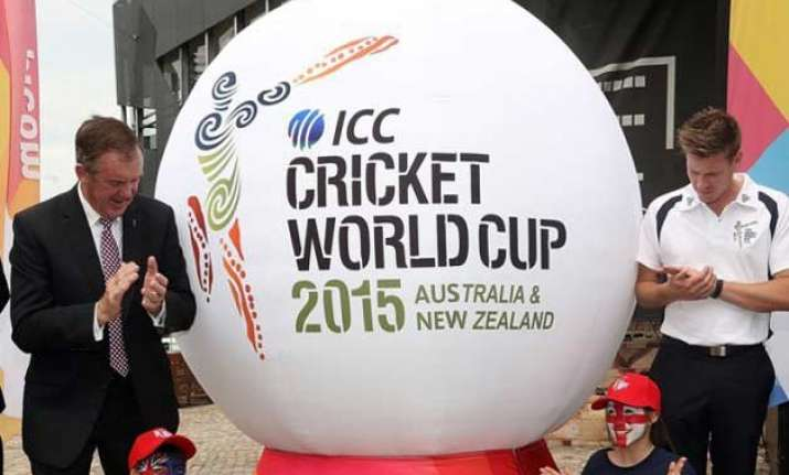 world cup 2015 is the most followed cricket event ever icc