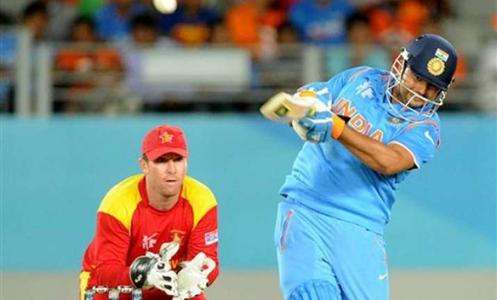latest updates world cup 2015 india vs zimbabwe