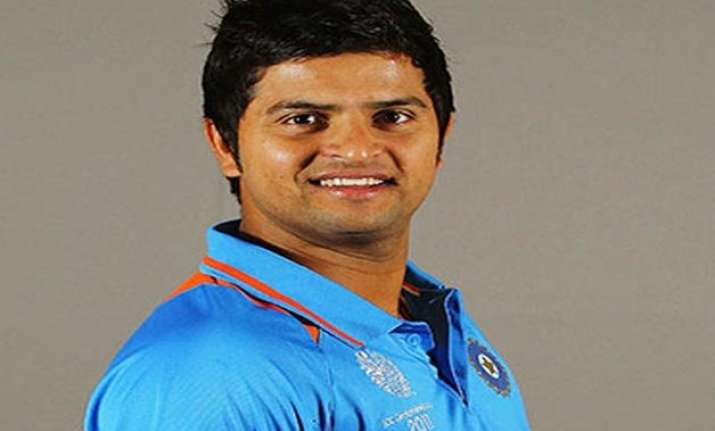 suresh raina signs for ios sports management group