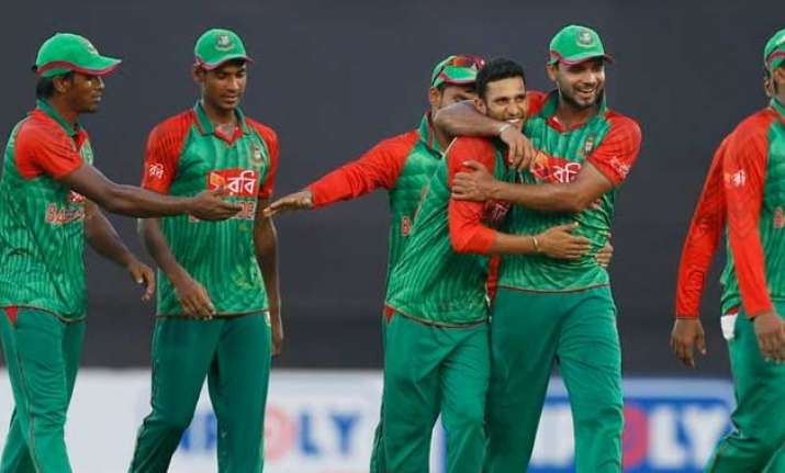 3rd odi bangladesh beats south africa wins series 2 1