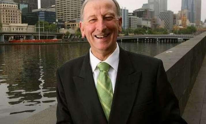cricket australia lauds bill lawry on australia hall of